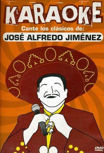 Cante Los Clasicos De Jose Alfredo Jimenez [DVD] [Import] (Alfredo Jose Jimenez-dvd)
