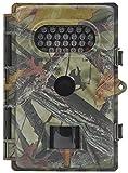 Wildkamera FULLLIGHT TECH 8 MP Auflösung 720P HD Wasserdicht und zur Überwachung und zum Auskundschaften Spiel und Jagd Trail Nachtsicht Kamera mit Bewegungssensor 1 Jahr Produkt Garantie (Low glow)