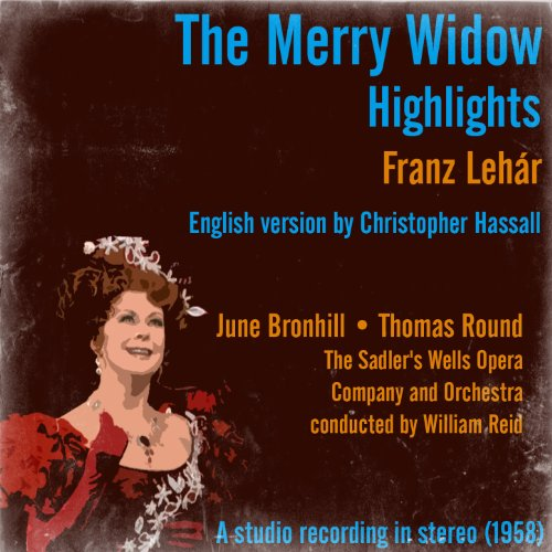 The Merry Widow, Act I, Auftrittslied: I'm off to Chez Maxime -