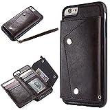 Slynmax Coque iPhone 6 Plus 6s Plus Brown Coque iPhone 6s Plus [Un Stylo Tactile et...
