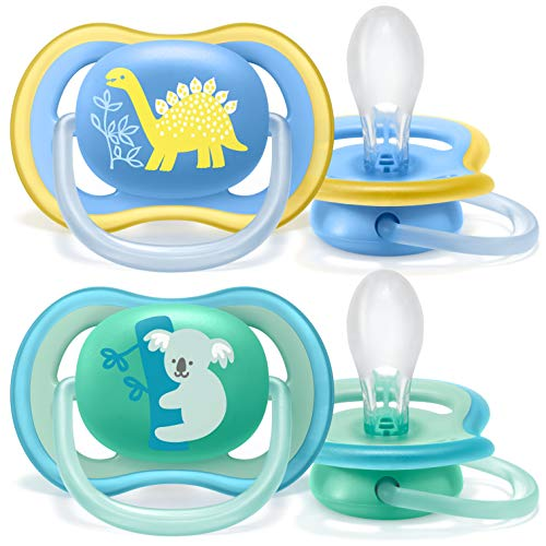 Philips Avent SCF349/11 - Pack 2 chupetes Ultra Air