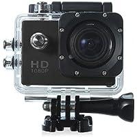 SJ4000Full HD 1080p Mini Sport cámara Action DV con impermeable carcasa 30m Extreme, pantalla de 1.5 inches, color negro