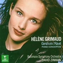 Gershwin - Ravel : Concertos pour piano