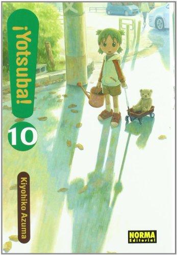 ¡YOTSUBA! 10 (CÓMIC MANGA)