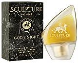 Produkt-Bild: Nikos Sculpture Homme God's Night EDT, 1er Pack (1 x 30 ml)