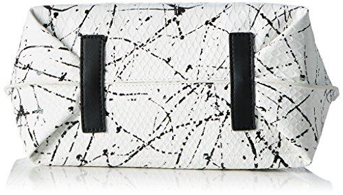 Tamaris - Noelia Handbag, borsetta tipo pochette Donna Mehrfarbig (white Comb)