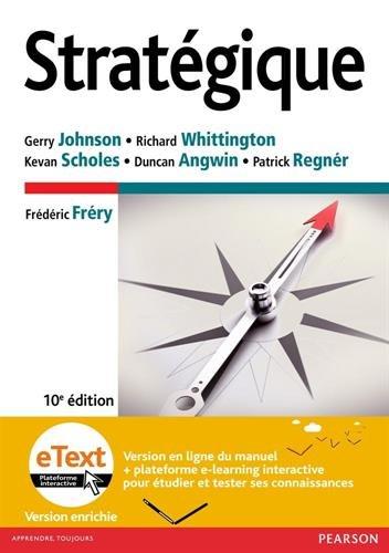 Stratégique 10e édition + eText versio...