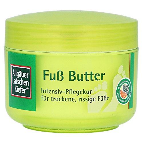 Fuß Butter (Allgäuer Latschenkiefer Fuß Butter, 200 ml)