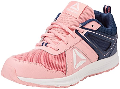 Astroride Run Fire, Zapatillas de Running para Mujer, Rosa (Solar Pink/Semi Solar Pink/White/Black), 39 EU Reebok