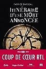 Itinéraire d'une mort annoncée - Coup de coeur RTL par Barbeau
