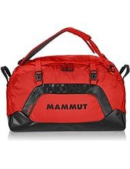 Bolsa de viaje impermeable Mammut rodmann Rojo Poppy-Black Talla:60 x 34 x 36 cm, 60 Liter