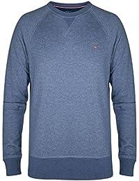Gant Denim Blue Sweatshirt