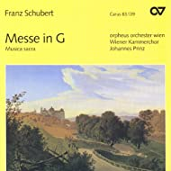 Schubert, F.: Mass No. 2 / Magnificat In C Major / Deutsche Messe / Hymne An Die Heilige Mutter Gottes (Vienna Chamber Choir, Prinz)