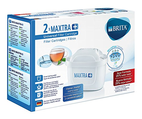 BRITA MAXTRA+ – Filtro de Agua 100 l