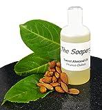 Sweet almond oil–250ml Cosmetic grade per massaggi, aromaterapia, saponi, lozioni