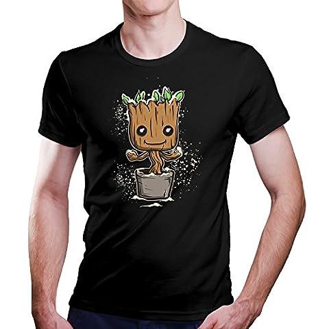 Mini Baby Groot XMas Christmas Weihnachten Winter Edition T-Shirt /