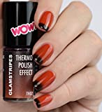 THERMO NAIL POLISH EFFECT – RED TO BORDEAUX - NEW!