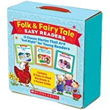Folk & Fairy Tale Easy Readers Parent Pack: 15 Classic Stories That Are OJust RightO for Young Readers