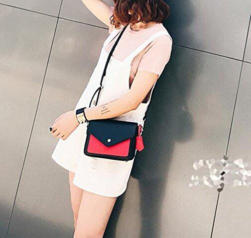 QPALZM 2017 Frau Einfache Mini-Schulter Tasche Mode Handtasche PU Kleine Quadratische Tasche Reißverschluss Wölbung Handtasche Green
