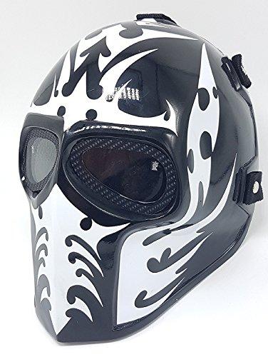 Softair Maske Army of Two schutzausrüstungen Outdoor Sport Fancy Party Masken BB (Kostüm Paintball Ideen)