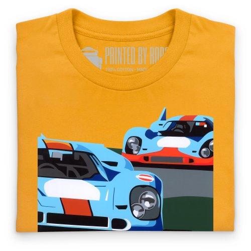 Speed Icons 917 LM T-shirt, Uomo Giallo