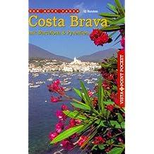 Vista Point Pocket Guide, Costa Brava mit Barcelona & Pyrenäen