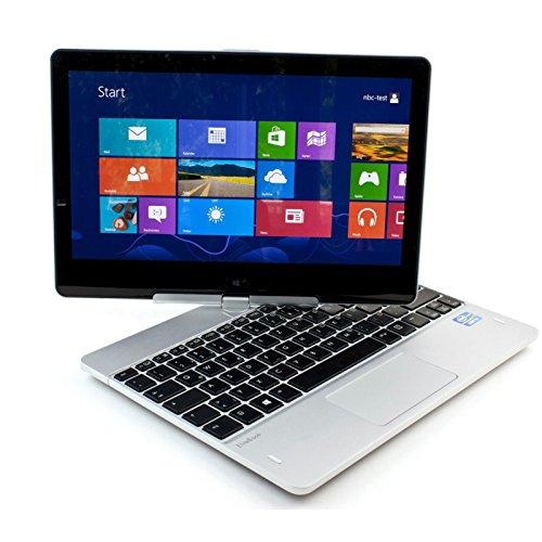PC PORTATILE NOTEBOOK TABLET 2-IN-1 CONVERTIBILE HP ELITEBOOK REVOLVE 810 | INTEL CORE i7-3687U | RAM 8GB | SSD 120GB | SCHERMO TOUCHSCREEN DA 11,6″ | WEBCAM | WI-FI | WINDOWS 10 (Ricondizionato)