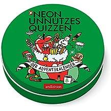 NEON Unnützes Quizzen: Der Adventskalender!