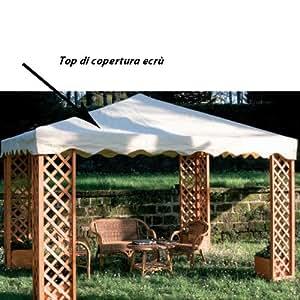 Parts Top Abdeckung für Holz-Pavillon 300 x 300