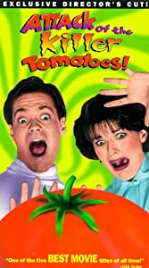 Attack of the Killer Tomatoes [VHS] [Import USA]