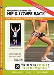 Trigger Point Performance Hip and Lower Back Self Massage Therapy DVD