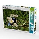 Herr und Frau Maus 1000 Teile Puzzle Quer