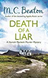 Death of a Liar by M. C. Beaton front cover