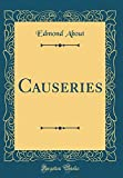 Causeries (Classic Reprint)