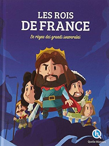 Les Rois de France par Clémentine V. Baron