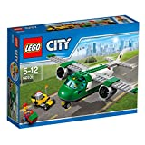 LEGO - 60101 - City - Jeu de construction  - L'avion Cargo