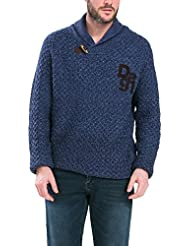 Desigual Torzal - Pull - Manches longues - Homme