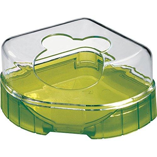 Zolux Toilettenhäuschen RodyLounge für Hamster und Nager grün