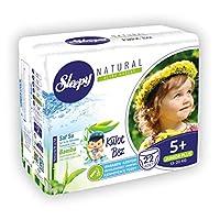 Sleepy Natural Külot Bez 5+ Numara Junior Plus (13-20 Kg) 22 Adet
