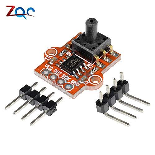Flüssig-druck-sensoren (3.3-5V digitales Barometrisches Druck Sensor Modul flüssig WasserPegel Regler 0-40KPa für Arduino 3.3 V-5V)