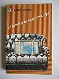 Le meurtre de Roger Ackroyd / Agatha Christie / Réf37959 - Le Livre de Poche