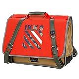 IKKS Army CARTABLE 38 cm Ranzen/Aktentasche Jungen Orange - Einheitsgrösse - Schultasche