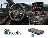 Adaptiv ADV-MB1- Mercedes A-Klasse Upgrade Set mit Navigation