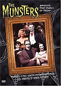 Munsters: America's First Family of Fright [DVD] [Region 1] [US Import] [NTSC]
