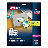 Best Avery Color Laser Printers - Avery 6871 White laser labels for color printing Review