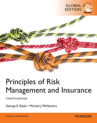 PDF-BOOK Principles of Risk Management and Insurance, Global