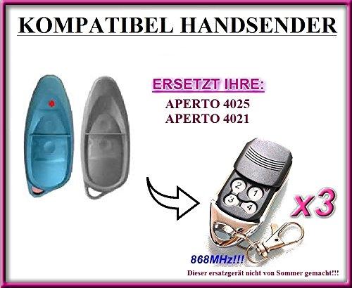 Aperto kompatibel handsender TR-026