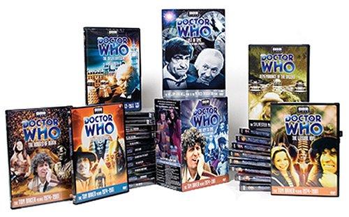 Doctor Who Megaset [Import USA Zone 1]