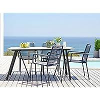 Jysk Garden Furniture Amazon jysk uk garden furniture sets garden furniture jysk garden ystad l160 grey4 rangstrup grey workwithnaturefo