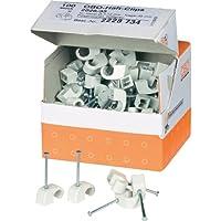 OBO Nagel-Schellen 7-11 MM 100 ST CK